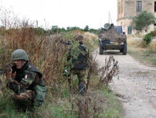 Servit militari nelle aree protette e nei siti della rete for Commissione difesa camera