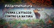#ALLARMENATURA, mobilitiamoci per proteggere la biodiversità