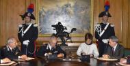 Carabinieri e Legambiente uniti nella tutela del territorio