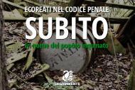 In nome del popolo inquinato: appello a Grasso