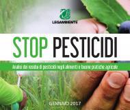 Stop pesticidi: il dossier di Legambiente sulla contaminazione da pesticidi nei prodotti ortofrutticoli e trasformati