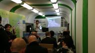 Treno Verde 2017: Smog e rumore e inquinamento indoor, i risultati del monitoraggio a Bari