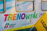 Il 6 e 7 marzo tappa a Bari per il Treno Verde di Legambiente e Ferrovie dello Stato Italiane