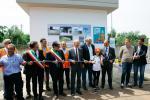 Inaugurato il completamento dei lavori di potenziamento del depuratore consortile di Ruvo di Puglia - Terlizzi