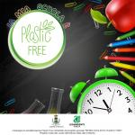 La mia Scuola è plastic free