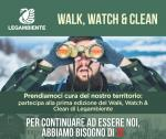 WALK, WATCH & CLEAN